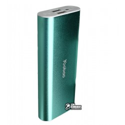 Power Bank (портативная батарея) Yoobao Master SP2 10000mAh, зеленый