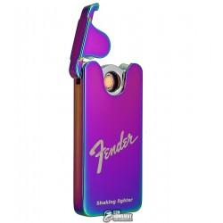 Зажигалка электроимпульсная Kupica KC02, фиолетовая