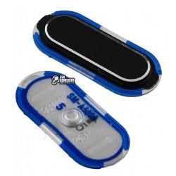 Пластик кнопки меню для Samsung A300F Galaxy A3, A300FU Galaxy A3, A300G Galaxy A3, A300H Galaxy A3, A500F Galaxy A5, A500FU Gal