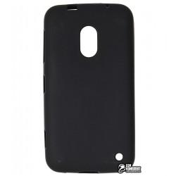 Чехол силиконовый для Microsoft (Nokia) 620 Lumia , черный