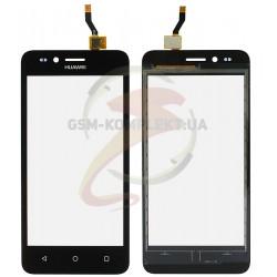 Тачскрин для Huawei Y3 II, (3G версия), черный, LUA-U03/U23/L03/L13/L23