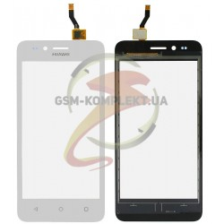 Тачскрин для Huawei Y3 II, (3G версия), белый, LUA-U03/U23/L03/L13/L23