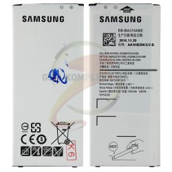 Аккумулятор (акб) EB-BA310ABE для Samsung A310F Galaxy A3 (2016), (Li-ion 3.85V 2300 мАч)