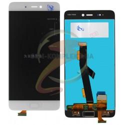 Дисплей для Xiaomi Mi5s, белый, с сенсорным экраном (дисплейный модуль)