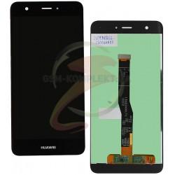 Дисплей для Huawei Nova, черный, с сенсорным экраном (дисплейный модуль)