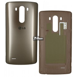 Задняя крышка батареи для LG G3 D855, золотистая