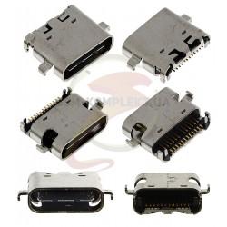 Коннектор зарядки для ZTE A2017, USB тип-C