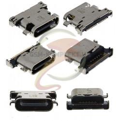 Коннектор зарядки для LG G5 H820, G5 H830, G5 H850, G5 LS992, G5 SE H840, G5 SE H845, G5 US992, G5 VS987, USB тип-C