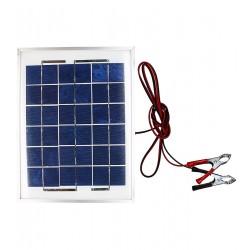 Солнечная панель Solar 5Вт, 12В