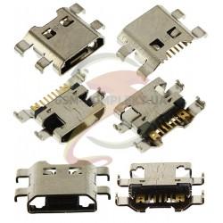 Коннектор зарядки для LG D618 G2 mini Dual SIM, D620 G2 mini, G3s D722, G3s D724