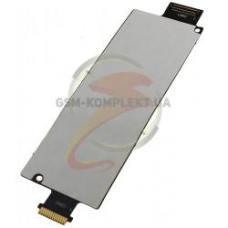 Коннектор SIM-карты для Asus ZenFone 5 Lite (A502CG), на две SIM-карты, с коннектором карты памяти, со шлейфом