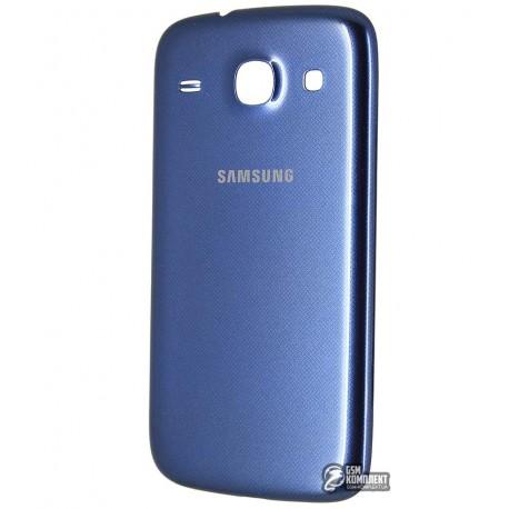 Задняя крышка батареи для Samsung I8262 Galaxy Core, синяя
