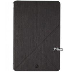 Чехол книжка Ou Case для Apple iPad mini 4, силиконовый, серый