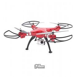 КвадрокоптерSymaX8HG,красный