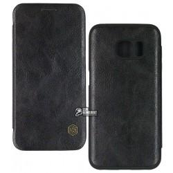 Чехол Nillkin Qin Samsung S7 черный