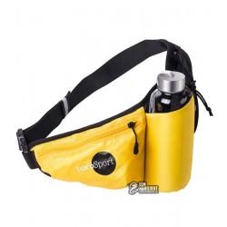 Пояс-сумка HOCO для занятия спортом Kettle and pocket , Желтый