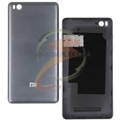 Задняя крышка батареи для Xiaomi Mi4c, черная