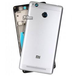 Корпус для Xiaomi Redmi 3S, серый