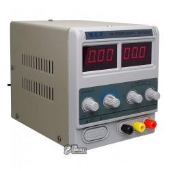 Лабораторный блок питания WEP PS-1502DD 15V 2A, автовосстановление полсле КЗ