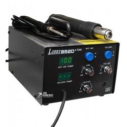 Термоповітряна паяльна станція Lukey 852D+FAN з паяльником