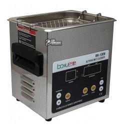 Ультразвуковая ванна BAKU BK-1200 с функцией дегазации жидкости 1,6л, 60 Вт, 40 кГц, подогрев 80°С, таймер до 99 минут