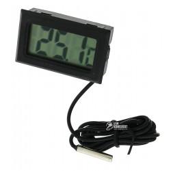 Термометр электронный с влагометром датчик в корпусе, WSD -12A