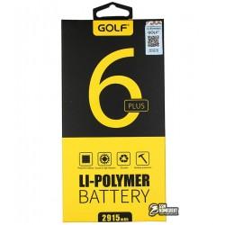 Аккумулятор Golf для iPhone 6 Plus (Li-polymer, 2915мАч)