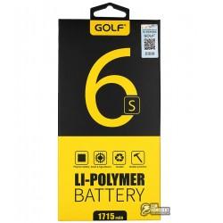 Аккумулятор Golf для iPhone 6S (Li-polymer, 1715мАч)