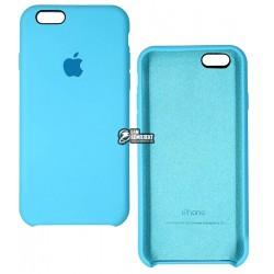 Чехол защитный Silicone Case для Apple iPhone 6/6s, силиконовый, софттач