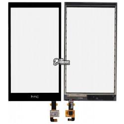 Тачскрин для HTC Desire 620G Dual Sim, черный