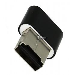 КардридерсколпачкомSiyoteamSY-T18,USB2.0,черный