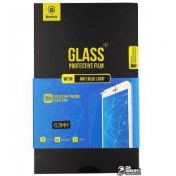 Закаленное защитное стекло Baseus Anti Blue Light для Apple iPhone 5, 5S, 5c, SE, 0,3mm, 9H