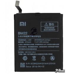 Аккумулятор BM22 для Xiaomi Mi5, Li-Polymer, 3,85 B, 2910 мАч