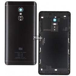 Задняя крышка батареи для Xiaomi Redmi Note 4X, черная