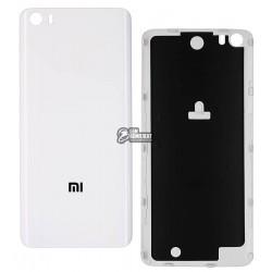 Задняя крышка батареи для Xiaomi Mi5, белая