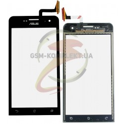 Тачскрин для Asus ZenFone 5 (A500CG), черный