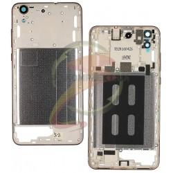 Средняя часть корпуса для Huawei Y6 II, золотистая