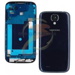 Корпус для Samsung I9500 Galaxy S4, синий