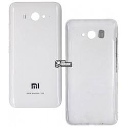 Задняя крышка батареи для Xiaomi Mi2, Mi2S, белая