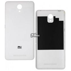 Задняя крышка батареи для Xiaomi Redmi Note 2, белая