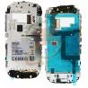 Шлейф для Nokia C7-00, межплатный, с компонентами, с клавиатурным модулем и средней частью корпуса