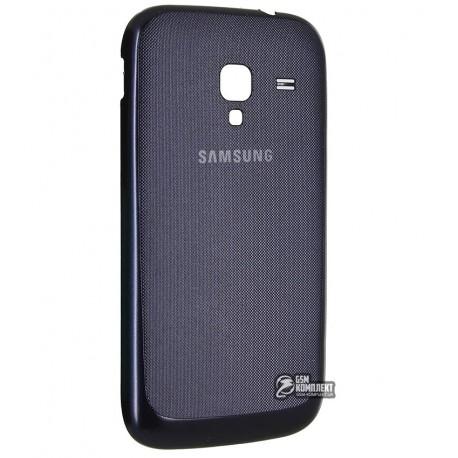 Задняя крышка батареи для Samsung I8160 Galaxy Ace II, черная