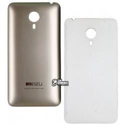 "Задняя крышка батареи для Meizu MX4 5.3"", золотистая"