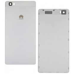 Задняя панель корпуса для Huawei P8 Lite (ALE L21), белая