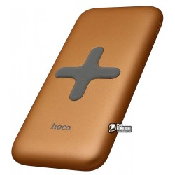 Power Bank HOCO B11 беспроводнеой, 8000mAh, золото