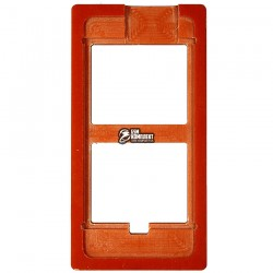 Форма для фиксации модуля при склеивании Scotle для мобильных телефонов Apple iPhone 5, iPhone 5C, iPhone 5S, iPhone SE