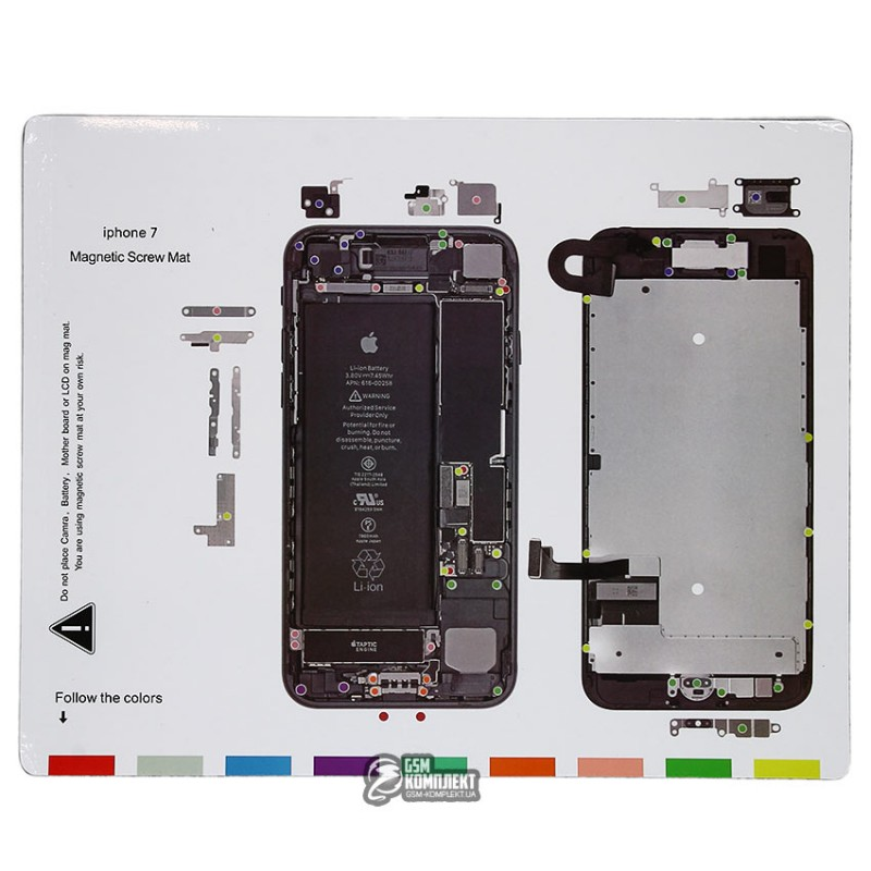запчасти для ремонта айфона