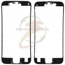Рамка крепления дисплея для Apple iPhone 6S, черная