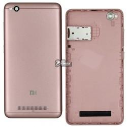 Задняя крышка батареи для Xiaomi Redmi 4A, розовая
