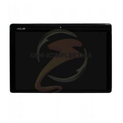 Дисплей для планшета Asus ZenPad 10 Z300CG, черный, с рамкой, с сенсорным экраном